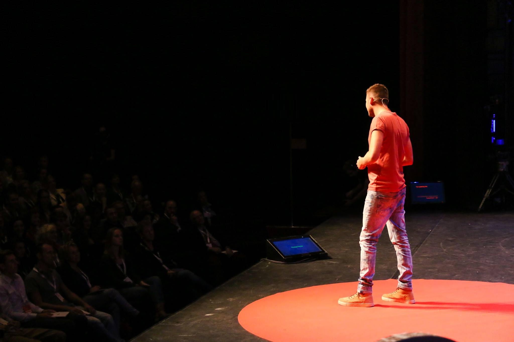 Arjen Banach - jonge spreker boeken bij De Jonge Sprekers