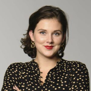 Emma Branderhorst - jonge spreker